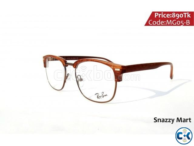 New Unique Trendy Optical Frame Ladies Gents  | ClickBD large image 0