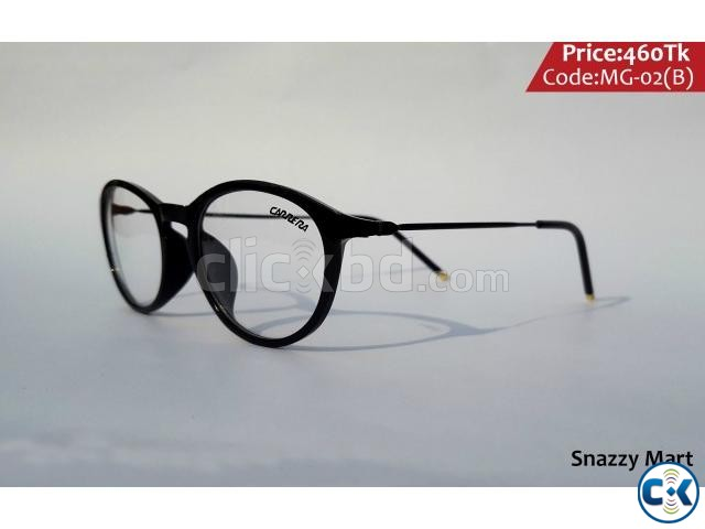 New Unique Trendy Optical Frame Ladies Gents  | ClickBD large image 1