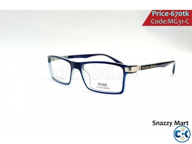 New Unique Trendy Optical Frame Ladies Gents  | ClickBD large image 4