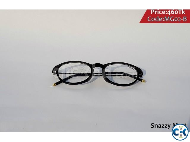 New Unique Trendy Optical Frame For Ladies Gents  | ClickBD large image 1
