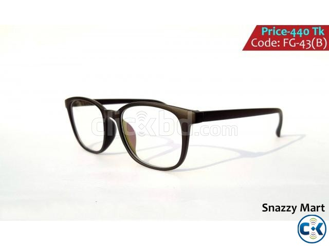 New Unique Trendy Optical Frame For Ladies Gents  | ClickBD large image 0