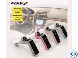 Carg7 USB Chager Bluetooth Receiver Fmtransmitter