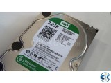 Western Digital 2 TB Desktop Hard Drive