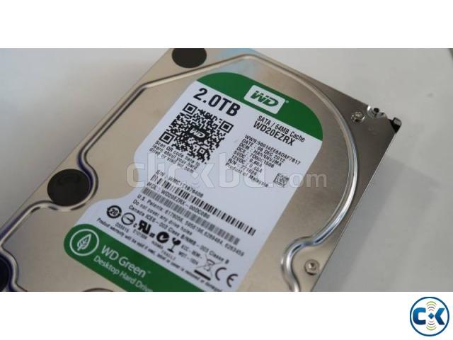 Western Digital 2 TB Desktop Hard Drive | ClickBD large image 0