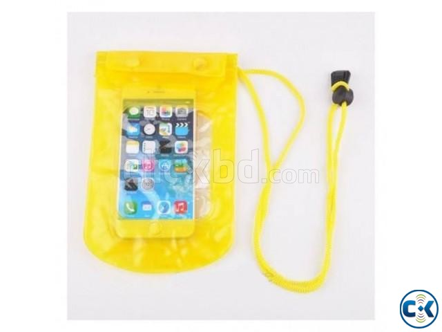 Waterproof Mobile Pouch Bag. | ClickBD large image 0