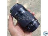 Canon EFS 55-250 IS STM Lens new condition with boxed.