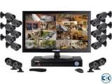 CCTV Camera Rent in Mirpur