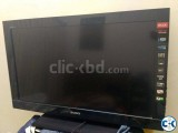 Sony BRAVIA 32 LCD TV USB HDMI