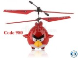 FLYING ANGRY BIRDS HELICOPTER Code 980