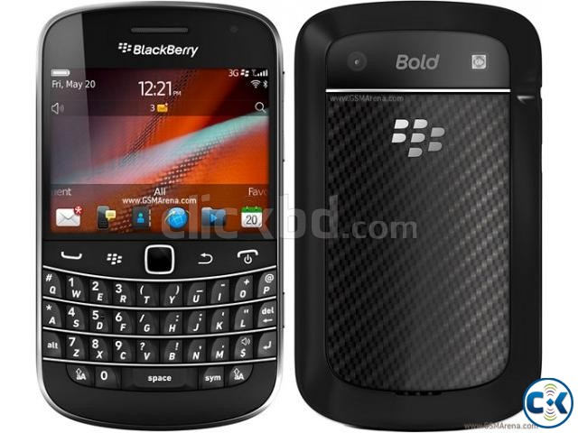 BlackBerry Bold 9900 Brand New Intact  | ClickBD large image 0