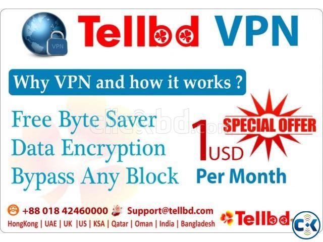 Tellbd VPN | ClickBD large image 0