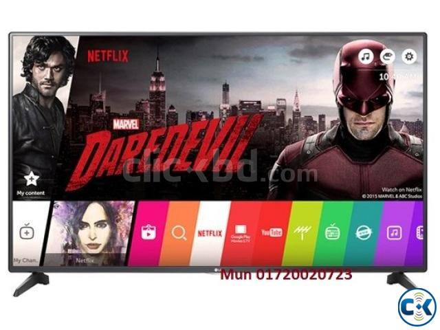 LG 43 Inch LH5500 HDR Android Smart TV New 2017 Model KOREA | ClickBD large image 0