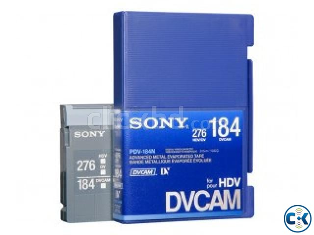 Sony DVCAM 184 | ClickBD large image 2