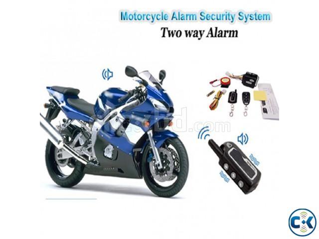 Motorcycle Alarm Security System V2.0 | ClickBD large image 0