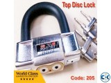 Bike Top Disc Lock