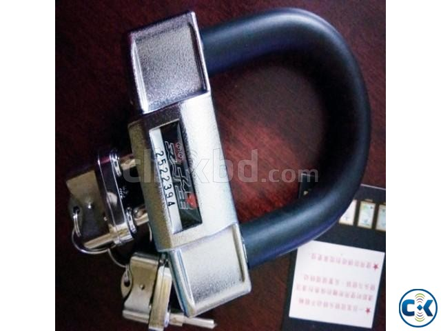 Bike Top Disc Lock | ClickBD large image 2