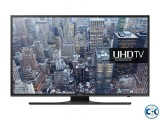 Small image 1 of 5 for Samsung 4K TV JU6400 55 Inch Smart 4K Ultra HD Television | ClickBD