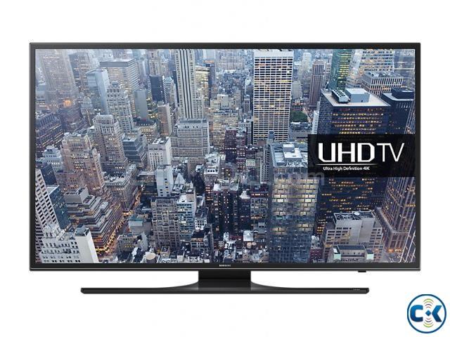 Samsung 4K TV JU6400 55 Inch Smart 4K Ultra HD Television | ClickBD