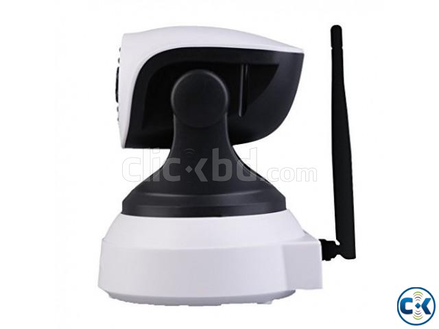YOMER CloudSee IP security camera has wi-fi wire | ClickBD large image 0