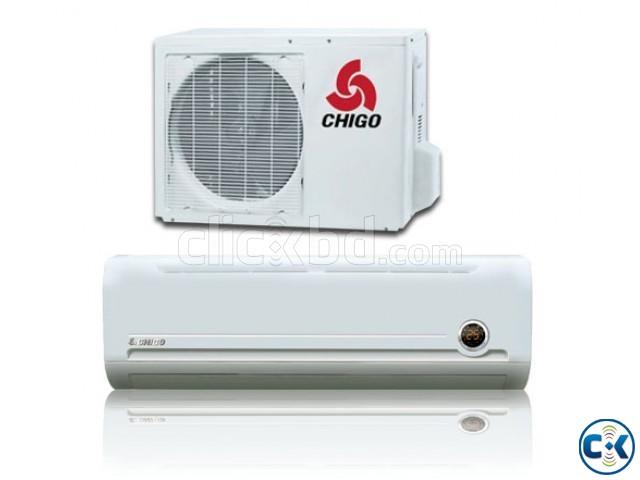 Chigo AC 2 Ton 24000 BTU Split Air Conditioner CS24 | ClickBD large image 0