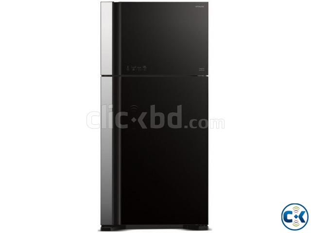 Hitachi R-VG690P3MS 550L Inverter Fridge | ClickBD large image 0