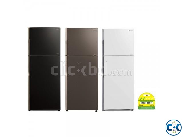 Hitachi R-VG690P3MS 550L Inverter Fridge | ClickBD large image 2