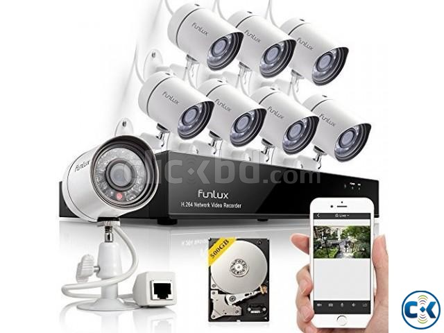 CCTV Camera service in Dhaka | ClickBD large image 0