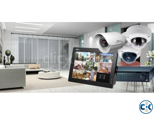 CCTV Camera service in Dhaka | ClickBD large image 1