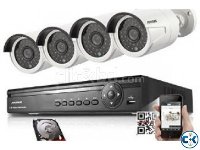 CCTV Camera service in Dhaka | ClickBD large image 2