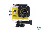 4K WiFi Action Camera Ultra-HD Sport Camera