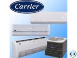 Carrier 18000BTU 1.5 Ton Split Type AC