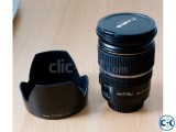 Canon EF-S 17-55mm f 2.8 IS USM Lens
