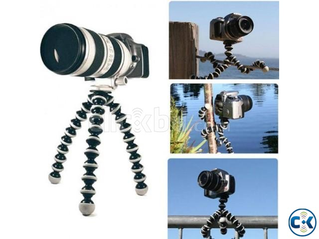 Gorillapod Flexible Tripod Grip for MOBILE and DSLR | ClickBD large image 0