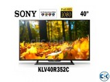 Sony TV Bravia R352d 40 inch Basic HD LED Television