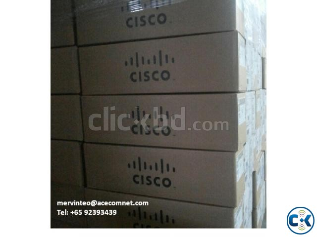 Cisco Used New from Singapore. We LC and arrange shipping. | ClickBD large image 0