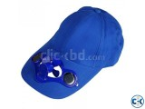 New Sun Solar Power Hat Cap with Cooling Fan RNH