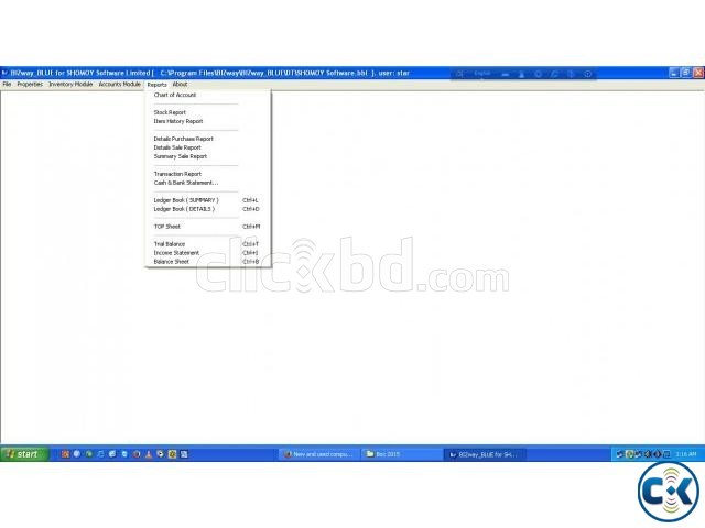 Inventory Accounting Software | ClickBD large image 4