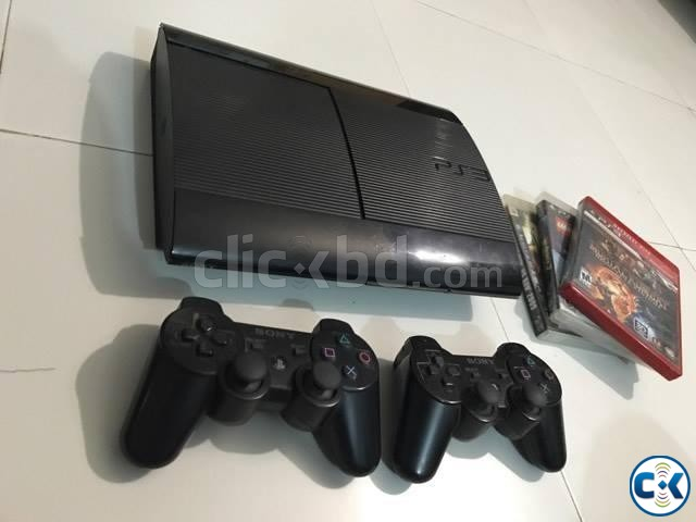 ps3 500gb | ClickBD large image 0
