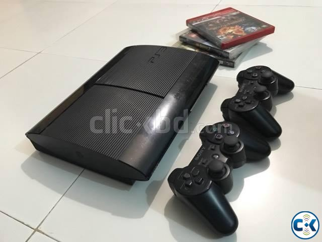 ps3 500gb | ClickBD large image 2