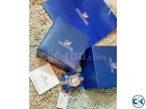 Original Swarovski premium crystal watch with Full Boxed