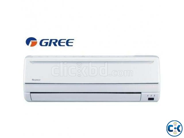 GREE 1 TON SPLIT TYPE AC GS12CT Best Price in BD | ClickBD large image 0
