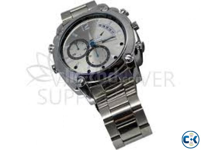 Spy Camera Watch Night Vision 1080p HD | ClickBD large image 1