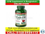 Fish Oil Omega-3 120 Caps