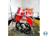 Pearl Drums With Pst5 Paiste 402