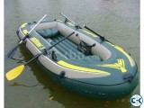 2 Person Rubber Boat
