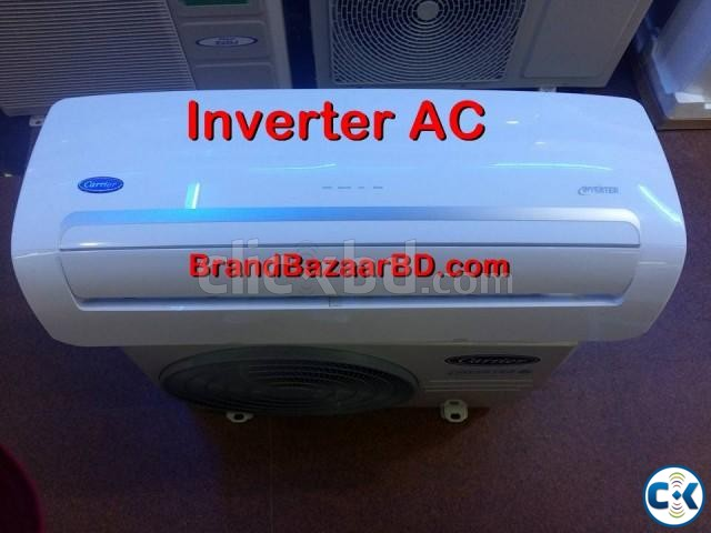Carrier Inverter Air Conditioner price in Bangladesh | ClickBD large image 0