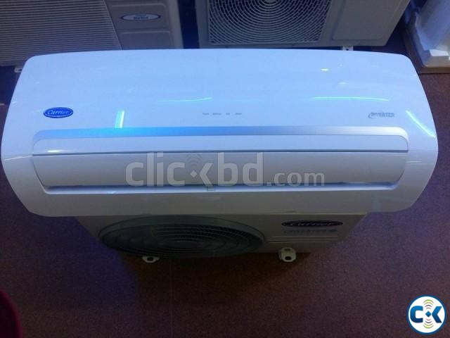 Carrier Inverter Air Conditioner price in Bangladesh | ClickBD large image 1