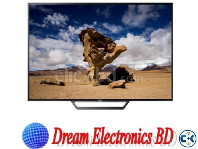 Sony W652D 48 LED Full HD SMART TV | ClickBD large image 0
