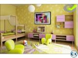 Interior design decoration service
