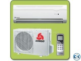 Chigo AC CS18 Split 1.5 Ton 18000 BTU Air Conditioner